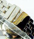 Begagnad-Breitling-Chronomat-81950-18k-detalj-vit-90s-detalj-viklas