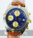 Begagnad-Breitling-Chronomat-b13048-90-bla-front-stanende