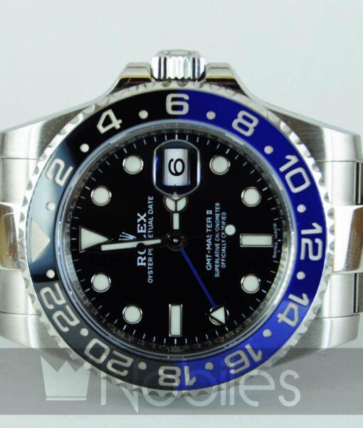Begagnad-Rolex-GMT-Master-II-116710BLNR-14-front-liggande