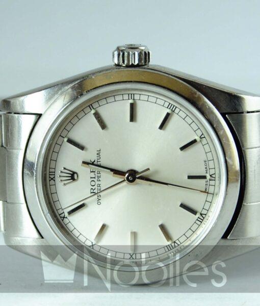 Begagnad-Rolex-Oyster-Perpetual-31-ref-77080-front-liggande