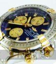 Begagnad-Breitling-Chronomat-Evolution-B13356-detalj-urtavla-1