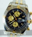 Begagnad-Breitling-Chronomat-Evolution-B13356-front-staende
