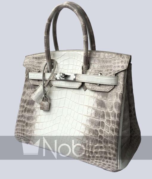 Hermès-Himalaya-Birkin-30-vanster